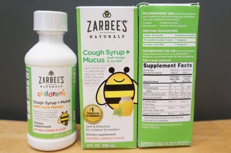 Siro Zarbee's Baby Cough