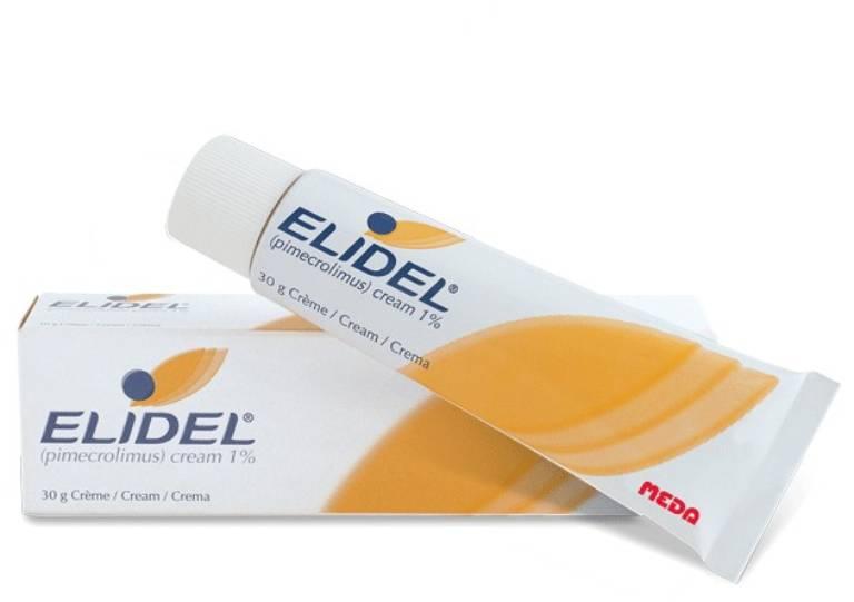 Thuốc bôi Elidel ức chế miễn dịch