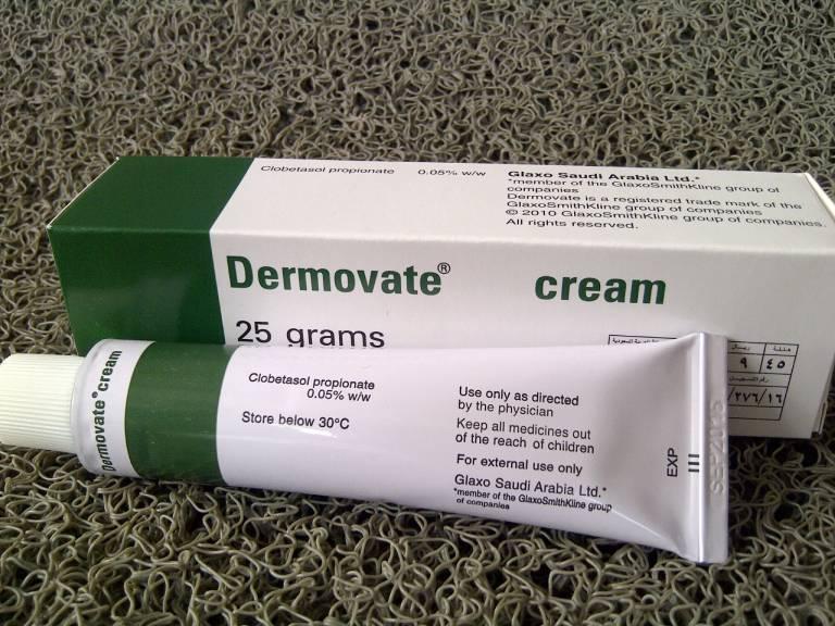 Kem Dermovate Cream