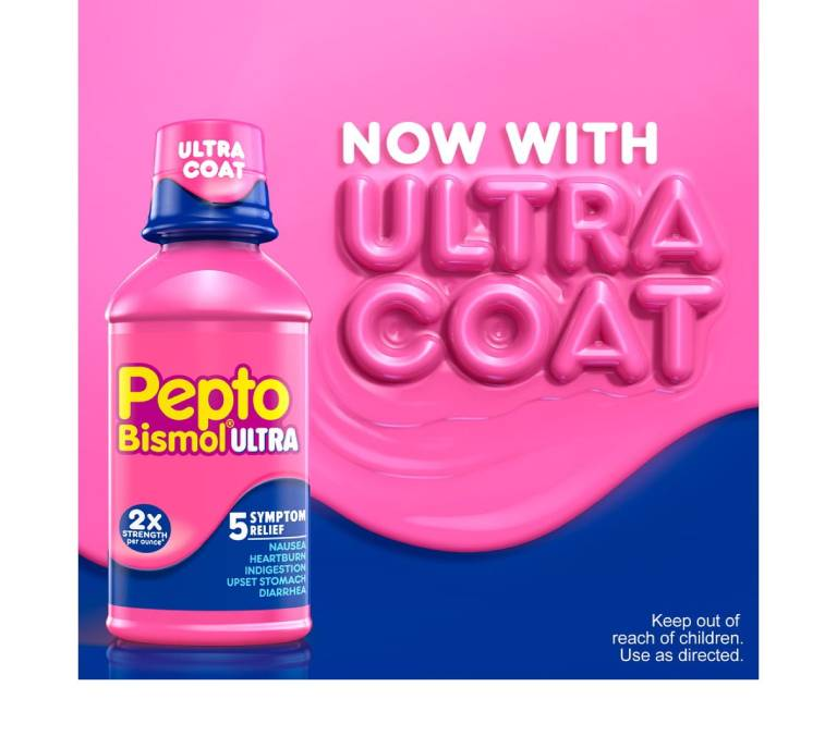 Thuốc Pepto Bismol