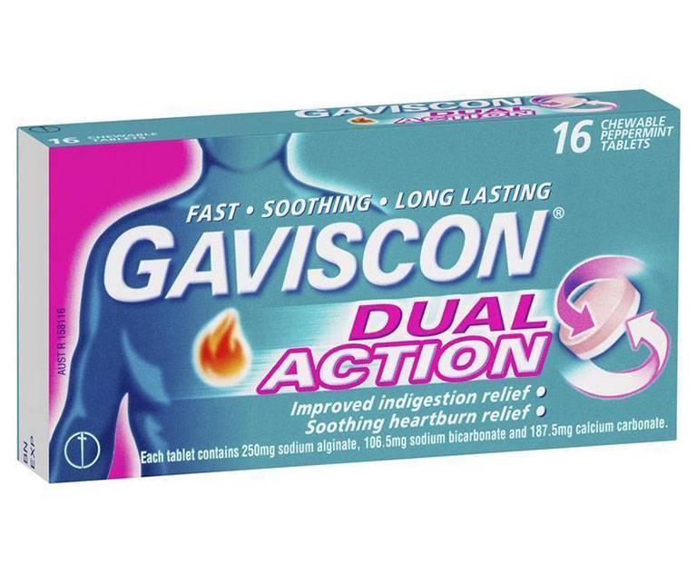 Thuốc Gaviscon