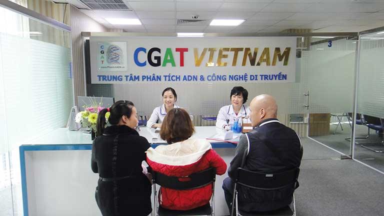 Top 5 địa chỉ xét nghiệm ADN uy tín chính xác tại Hà Nội