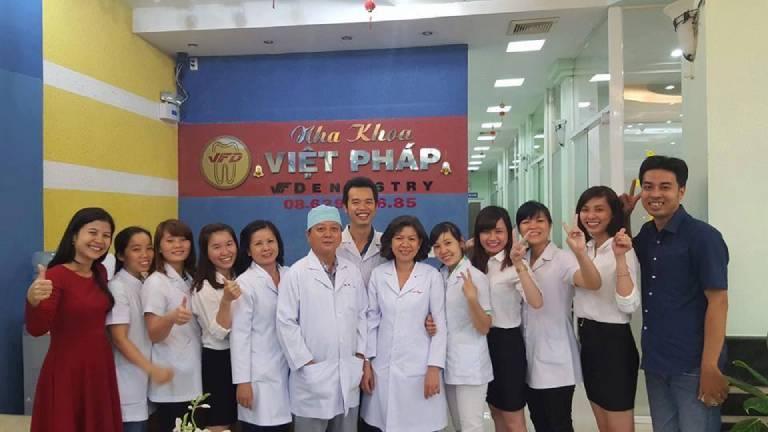 Nha khoa Việt Pháp