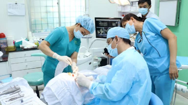 Trung tâm nha khoa OCARE