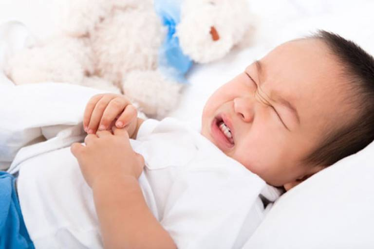 Dấu hiệu nhận biết nhiễm vi khuẩn HP ở trẻ
