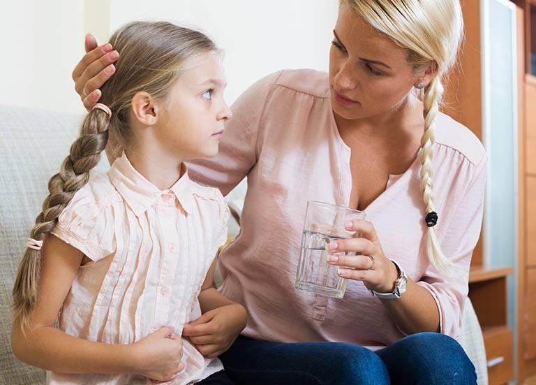 Phác đồ điều trị vi khuẩn HP ở trẻ em