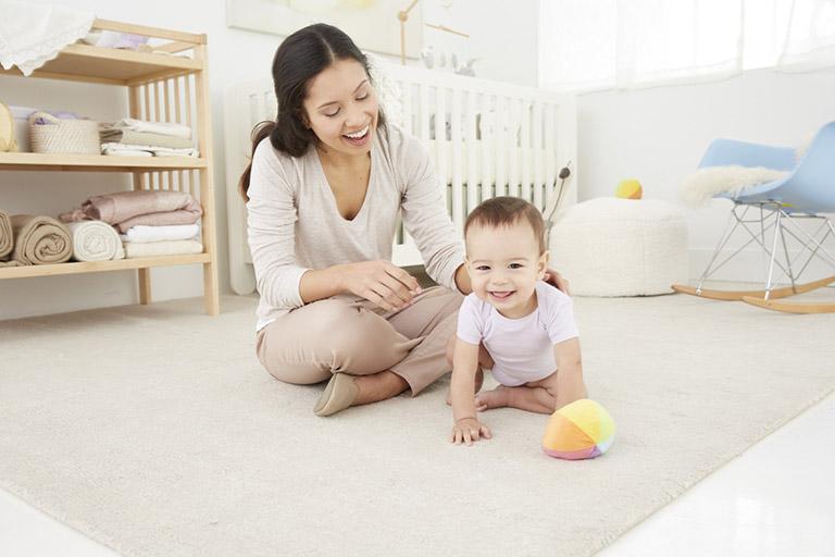 viêm mũi dị ứng ở trẻ sơ sinh