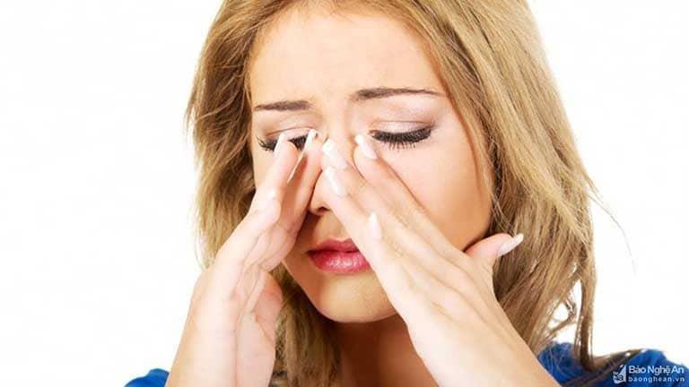 Viêm xoang gây sốt có nguy hiểm không?