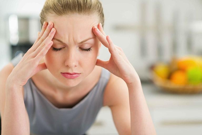 Triệu chứng phổ biến của bệnh viêm xoang sàng