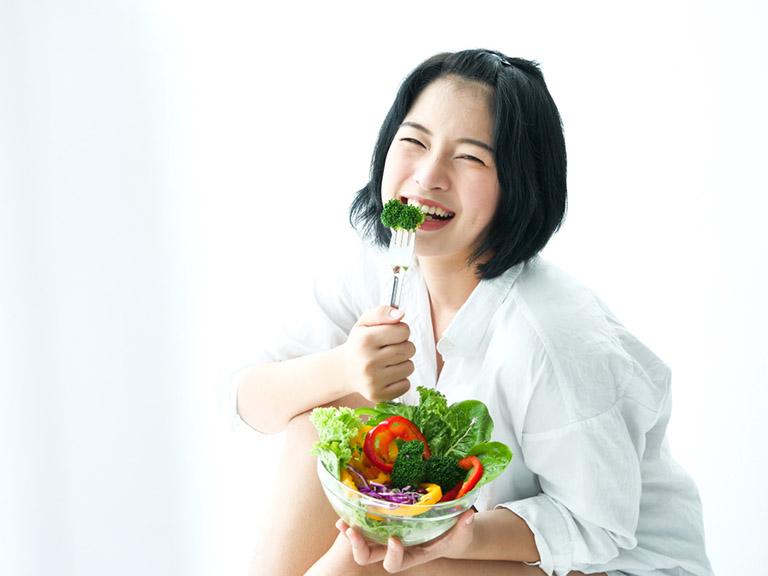 Bà bầu bị trào ngược dạ dày nên ăn gì