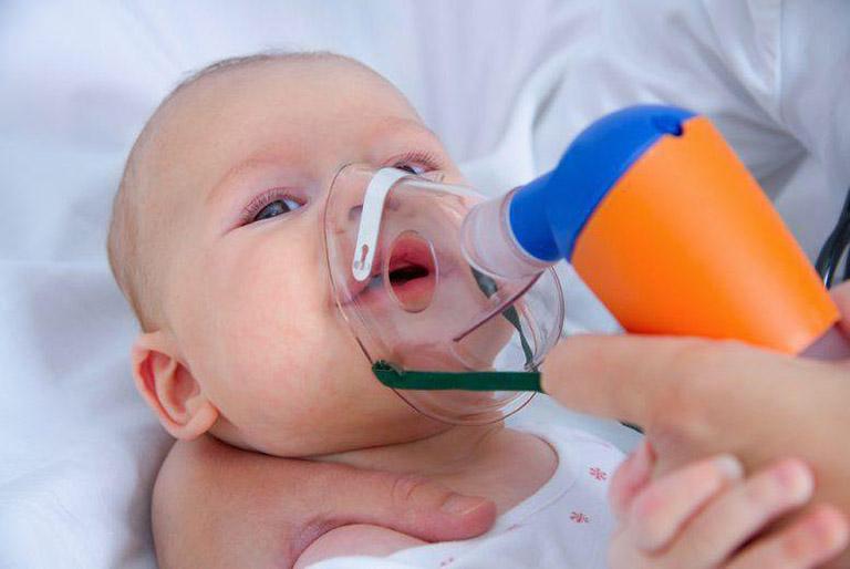 biểu hiện viêm phổi ở trẻ sơ sinh