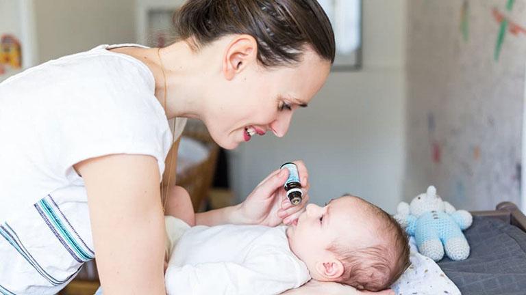 4 Cách bổ sung canxi cho trẻ sơ sinh