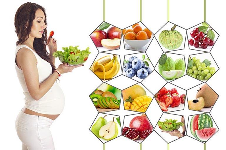Chế độ dinh dưỡng tác động đến từng giai đoạn của bà bầu như thế nào?