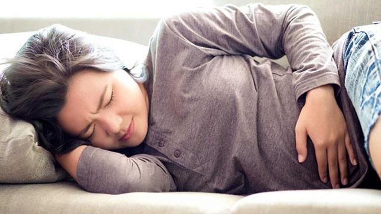 Nguyên nhân đau bụng khi mang thai tháng thứ 2