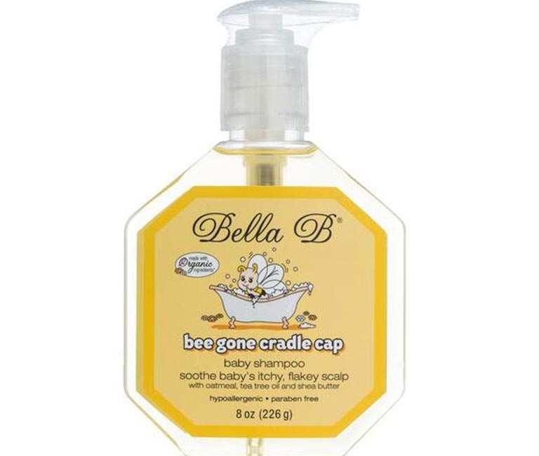 Dầu gội Bella B Bee Gone Cradle Cap