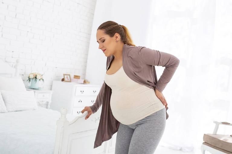 Đau lưng khi mang thai tháng cuối: Cách xử lý và phòng ngừa