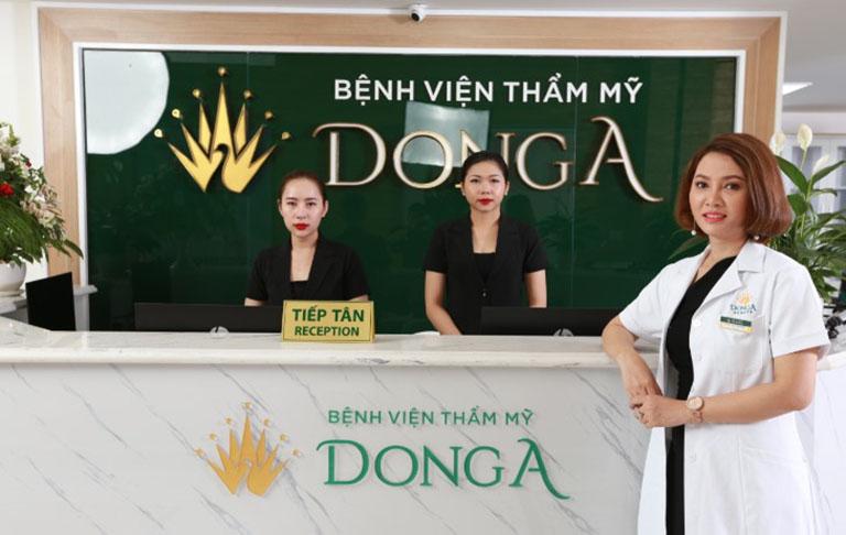 địa chỉ độn cằm uy tín tại Hà Nội