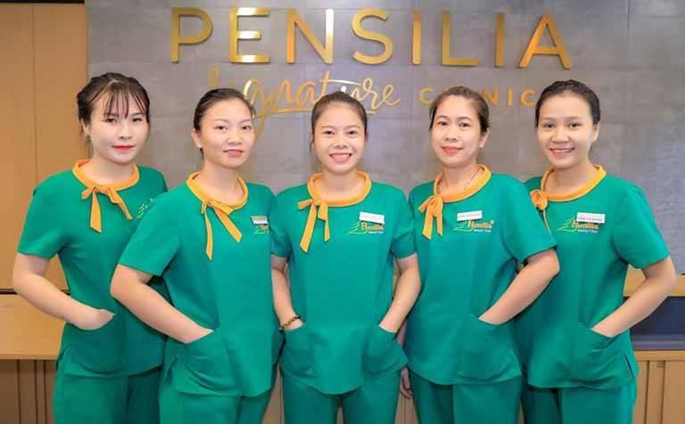 Viện thẩm mỹ Y khoa Pensilia