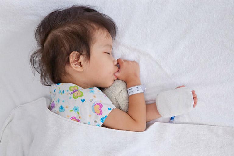 sốt xuất huyết Dengue ở trẻ em