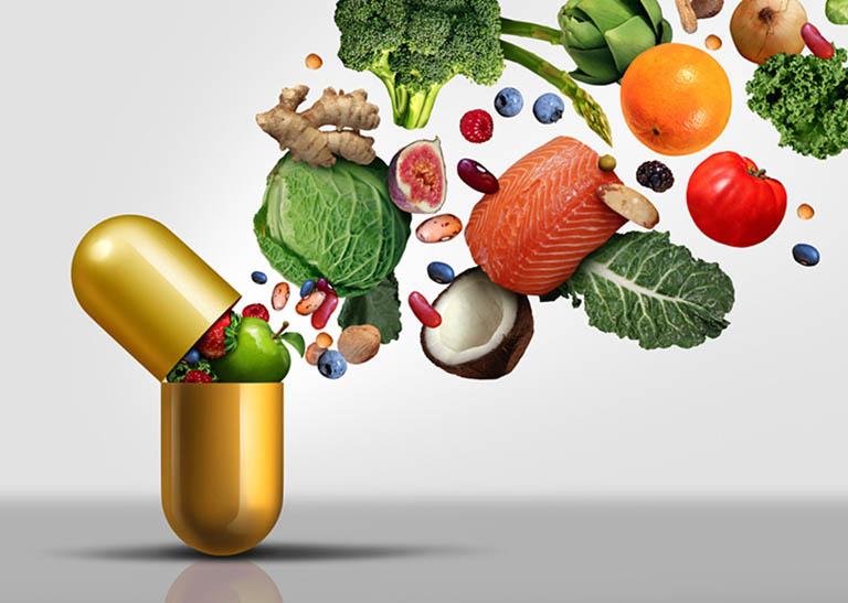 Thực phẩm chức năng chữa trào ngược dạ dày