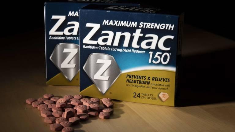 Thuốc chữa trào ngược dạ dày Zantac