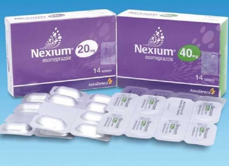 Thuốc Nexium chữa trào ngược dạ dày