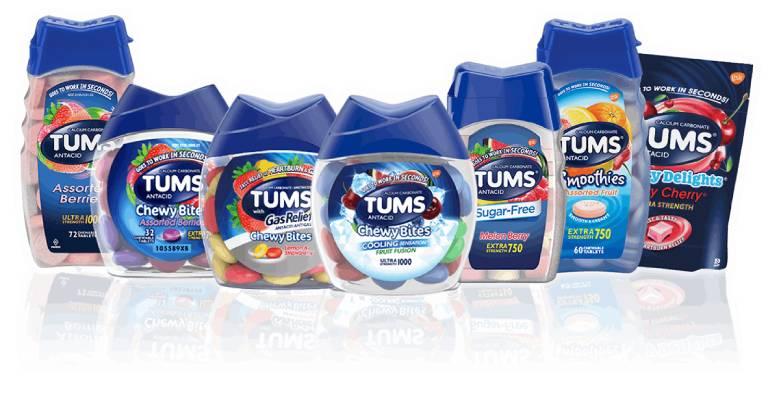 Tums Extra Strength 1000