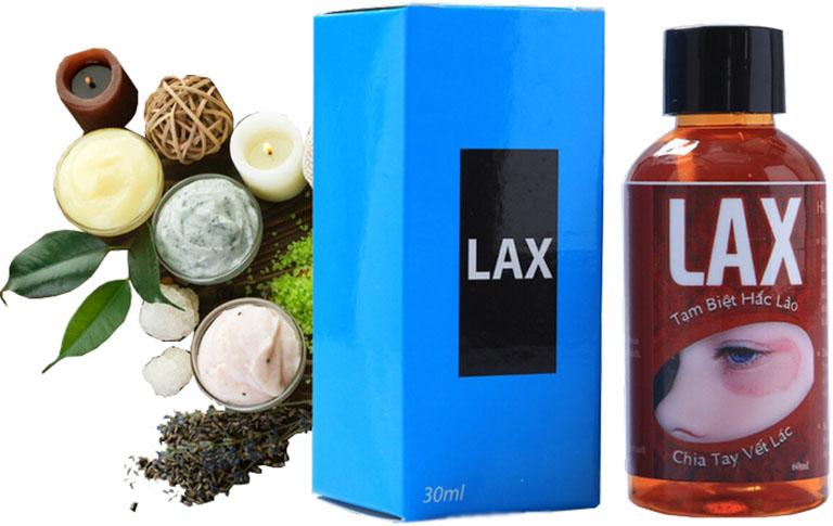 Chỉ định và chống chỉ định thuốc trị hắc lào LAX