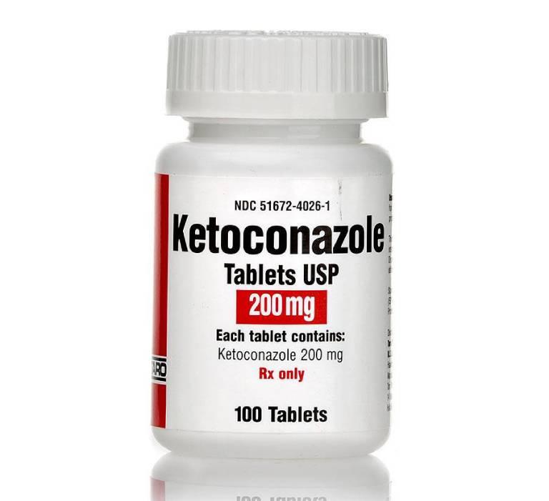 Thuốc uống chống nấm Ketoconazole