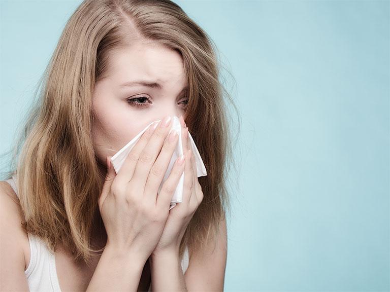 Thuốc trị viêm mũi dị ứng Telfast