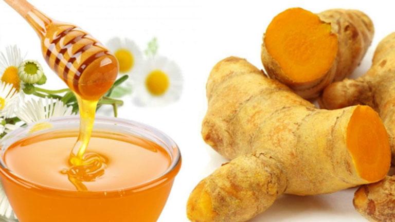 Công dụng của bột nghệ và mật ong trong điều trị bệnh dạ dày ở trẻ em