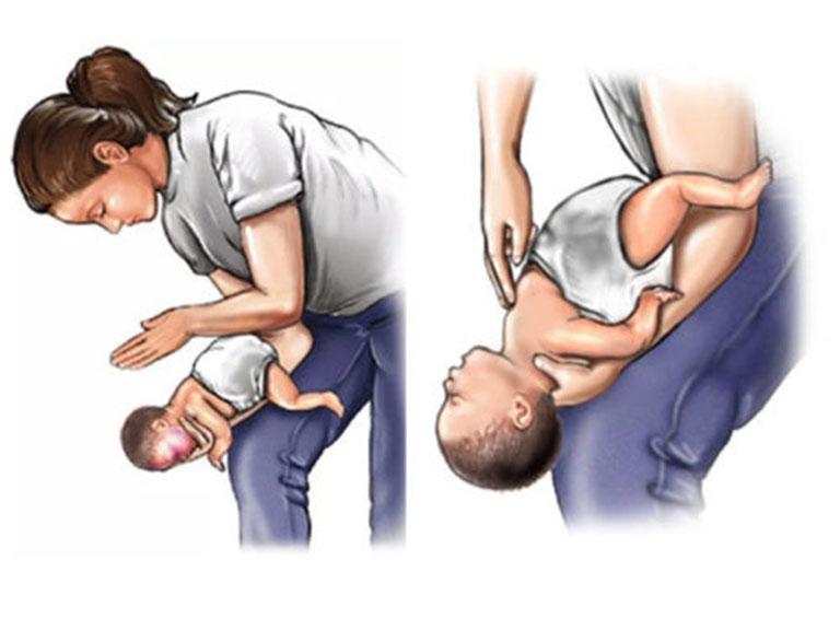 trẻ sơ sinh 1 tháng tuổi bị ho