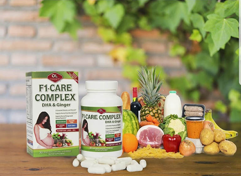 5 Loại vitamin tổng hợp cho bà bầu