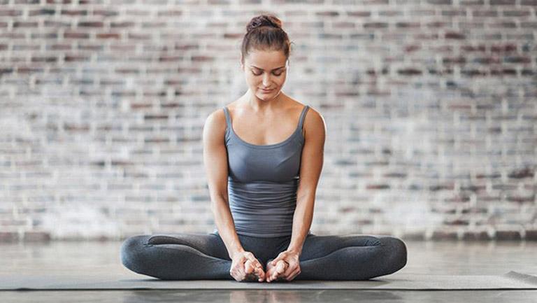 bài tập yoga cho người thoái hóa khớp gối