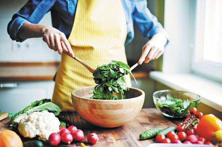 Các loại rau tăng cường sinh lực