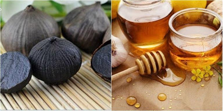Cách làm tỏi đen ngâm mật ong chữa đau dạ dày đúng nhất