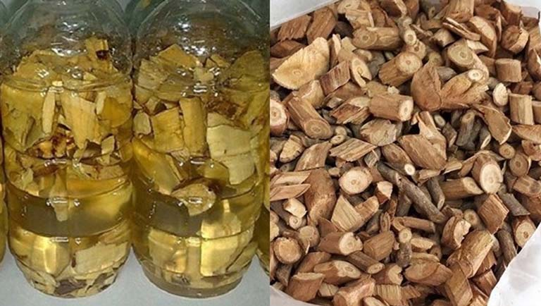 3 Cách dùng dây lược vàng chữa viêm da cơ địa