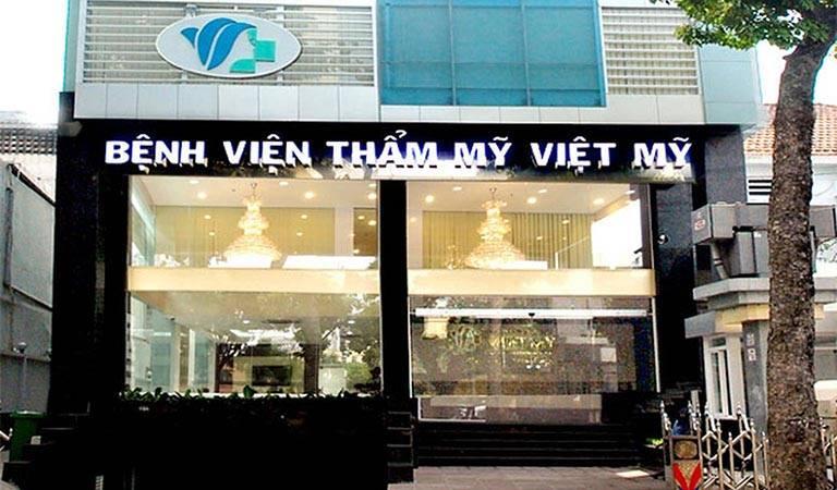 Bệnh viện thẩm mỹ Việt Mỹ