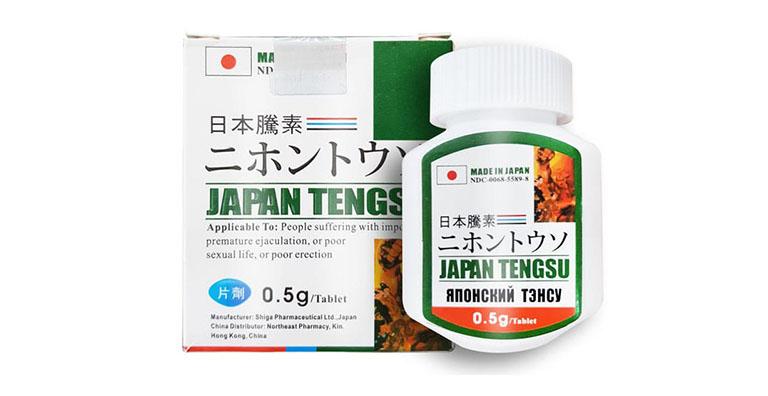 thuốc japan tengsu có tốt không