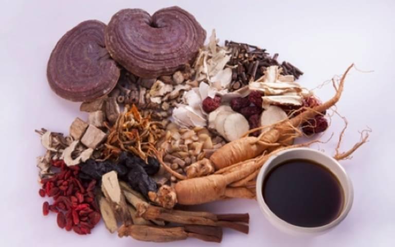 Một số bài thuốc chữa bệnh từ nấm linh chi