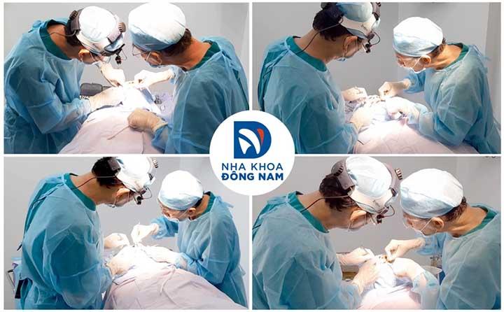 Nha khoa đông nam phòng khám răng uy tín tại TPHCM