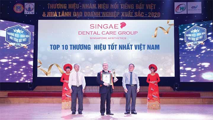 Nha khoa uy tín tại Hà Nội TOP 2 singae dental care