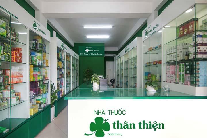Nhà thuốc thân thiện