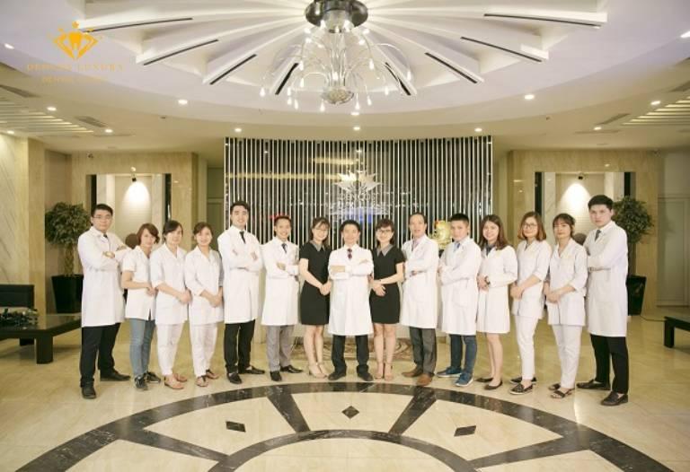 Phòng khám nha khoa Dencos Luxury