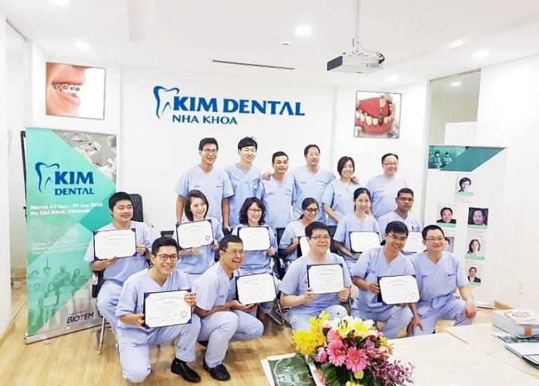 Nha khoa Kim (Kim Dental)
