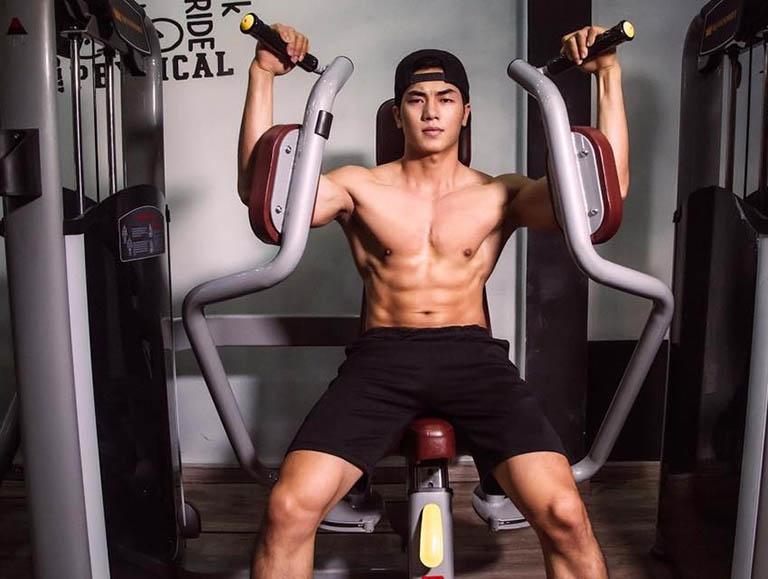 Tập Gym có bị yếu sinh lý không