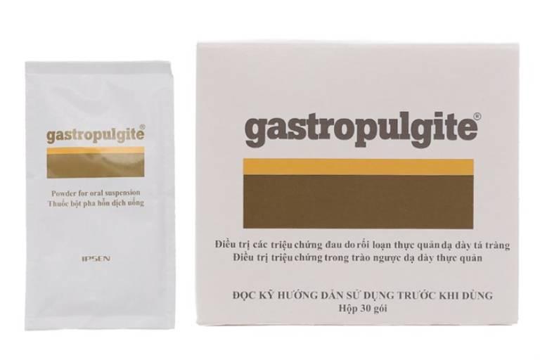 Thuốc Gastropulgite chống trào ngược dạ dày ở bà bầu