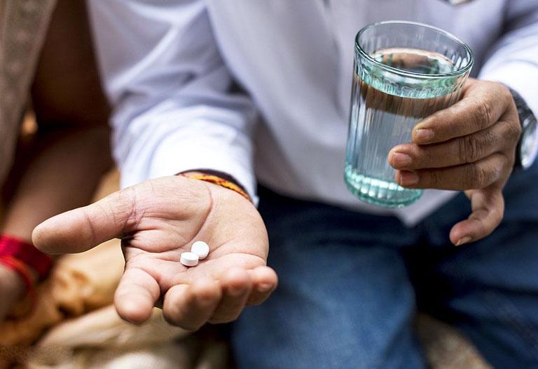 thoái hóa khớp gối nên uống thuốc gì