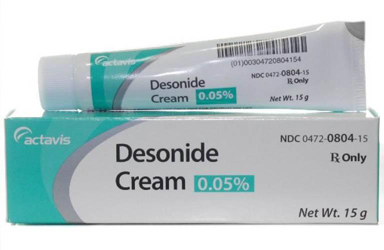 Thuốc bôi Desonide 0,05%