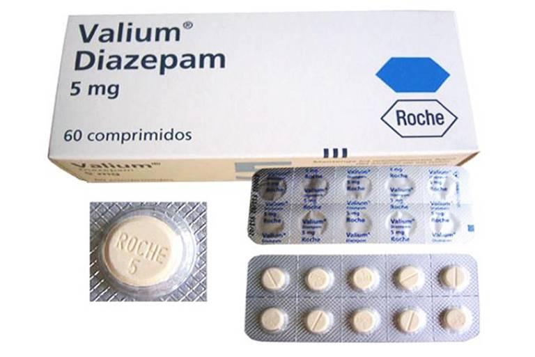 Thuốc ngủ Diazepam 5mg